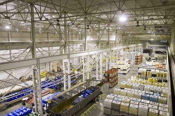 Tri-Rinse Warehouse